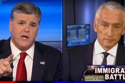 Sean Hannity vs. Jorge Ramos