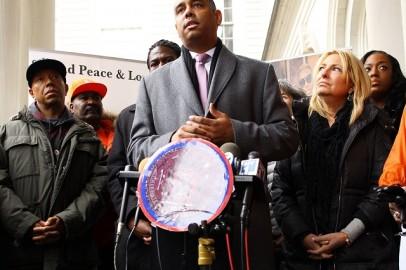 New York City council member Ruben Wills