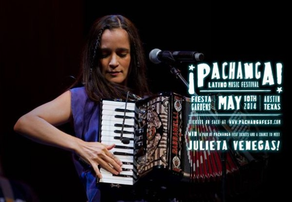 Julieta Venegas, La Santa Cecilia Bring Latino Sound and ...