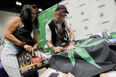 HempCon 2011 Medical Marijuana Expo Held In Los Angeles