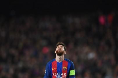 Lionel Messi isn't getting off scot-free.