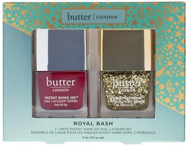 Butter London Royal Bash Set de vernis à ongles