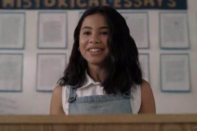 'Diary of a Future President' is About a Latina Who Grows Up to Be POTUS