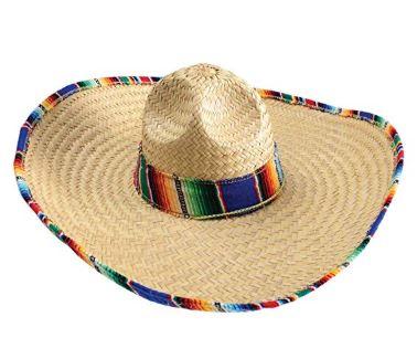 "Mexican Mini Sombrero 4/"" traditional hat"