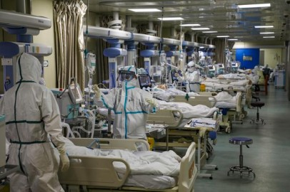 Isolation hospitals in U.S.