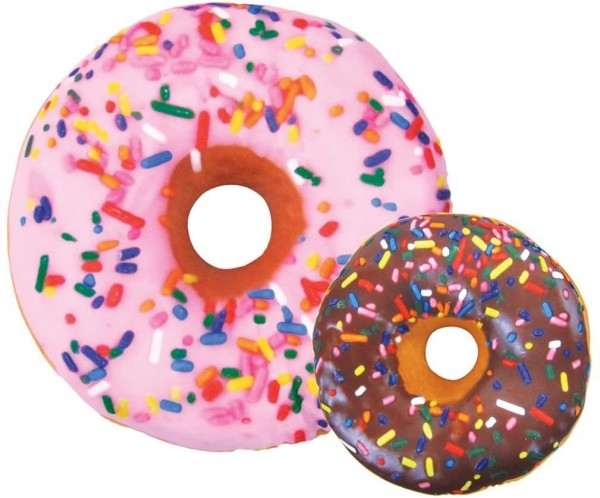 iscream Sugar-riffic Donut Shaped Bi-Color 16