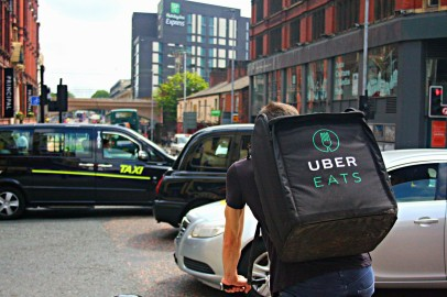 Famous delivery app like UberEats for one, are affected by the COVID-19 crisis.