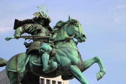 Ghost of Tsushima, samurai