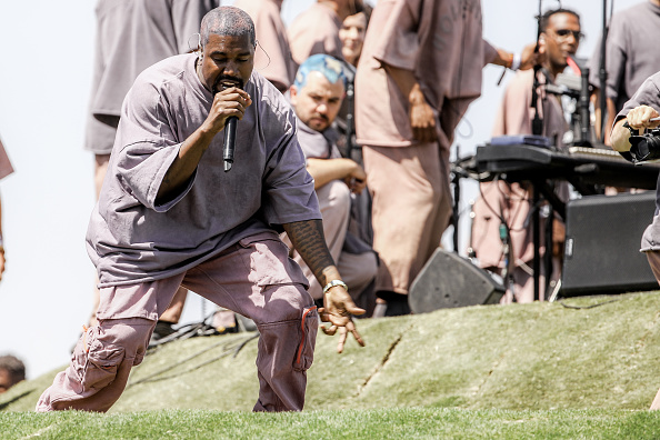 Kanye West Intends to be a Spoiler in the 2020 U.S Presidential Election