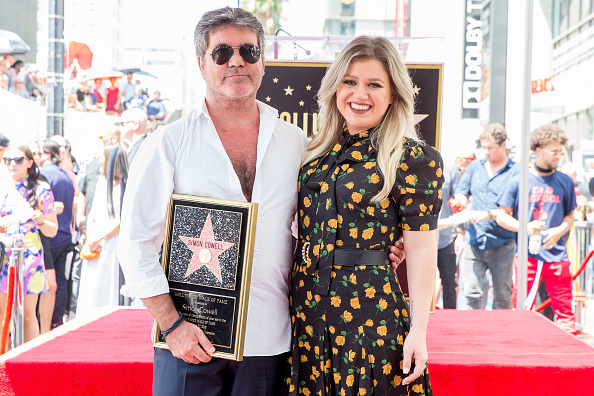 Simon Cowell won't be Judging in AGT Due to Accident, Kelly Clarkson to Fill in for Him