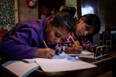 Latino Families are Struggling with Remote Learning
