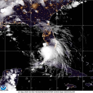 Tropical Storm Sally Forms Near Florida – Sportsweek.orgHurricane Sally 2014