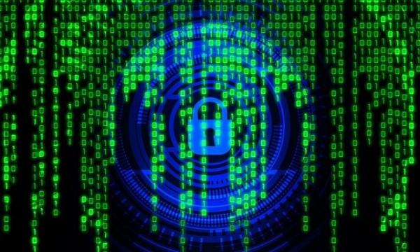Data Security Digital Art