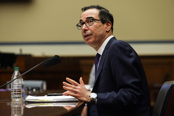 Any Bipartisan Stimulus Deal Would Include More $1,200 Direct Payments, Mnuchin Says