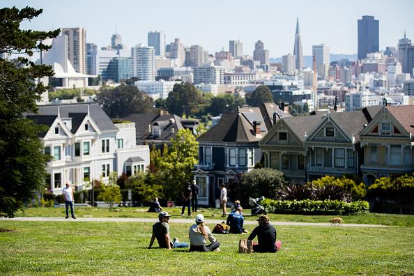 Daily Life In San Francisco Amid Coronavirus Outbreak