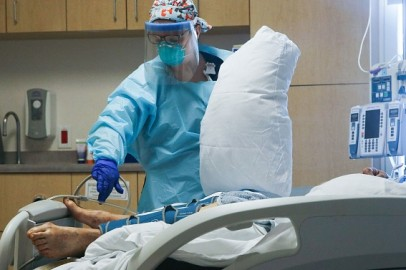 Hospital In El Centro, California Copes With Area's Rise In Coronavirus Infections