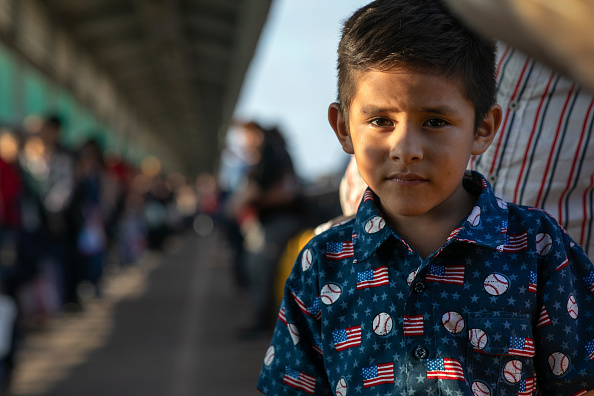 US Border Authorities Expel Migrant Children from Other Countries into Mexico