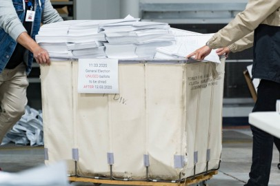 2020 Election 'Most Secure' in US History, Security Officials Say