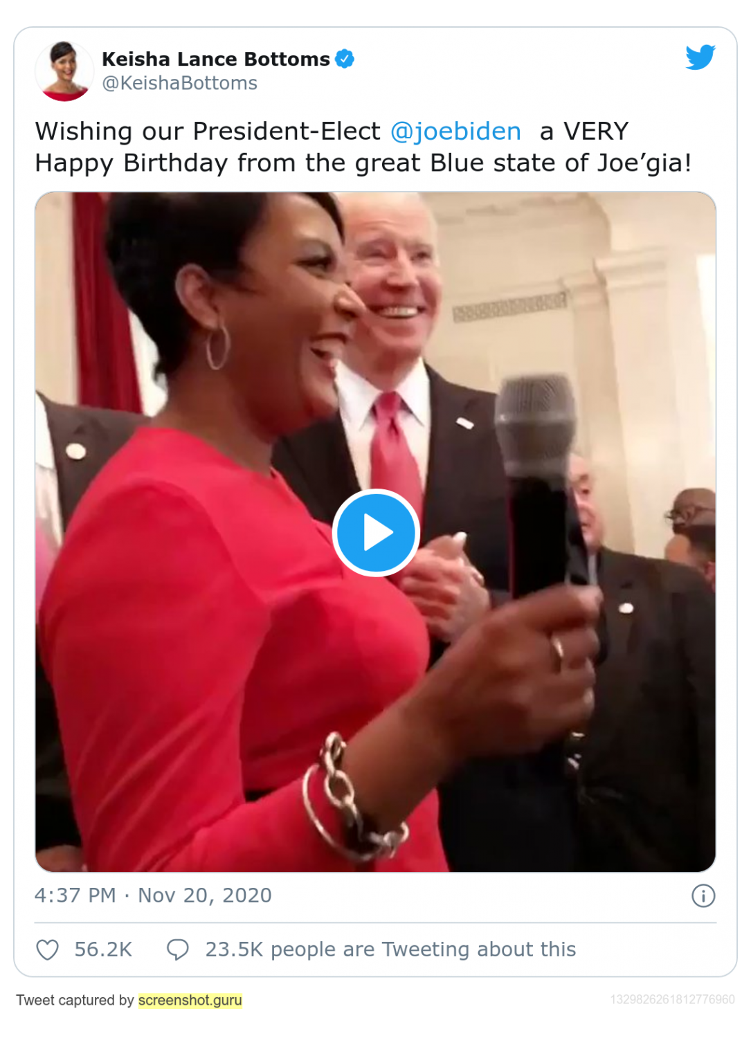 Fact Check: Did Joe Biden Really Come to a Maskless Birthday Celebration in 2020?