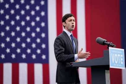 Jon Ossoff Projected to Win in Georgia Runoff Election