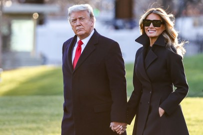 How President Trump and Biden Spend Christmas Day This Year