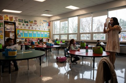 Teachers Union Questions CDC's New Distancing Guidelines