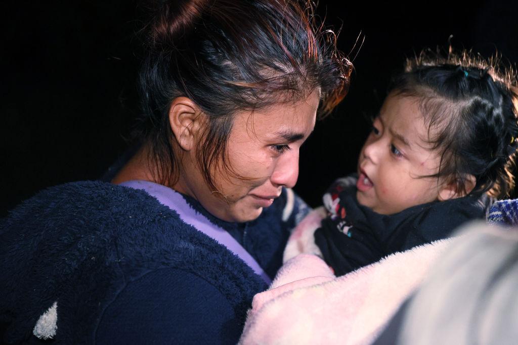 Migrant Families Sending Back Children To Cross the Border Alone