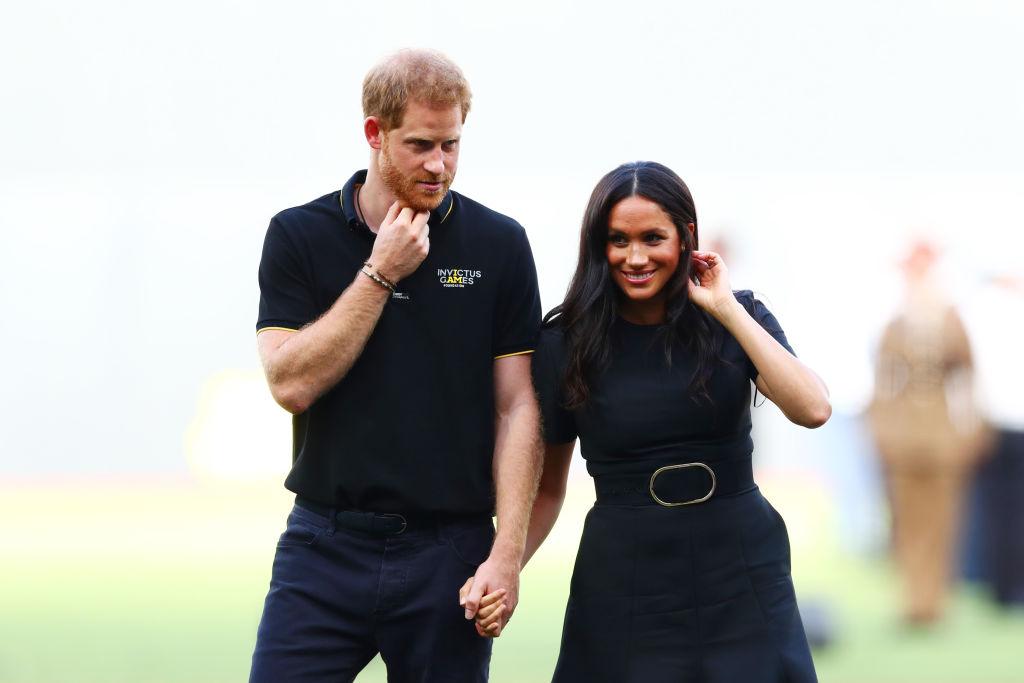 Prince Harry, Meghan Markle Announce First Netflix Series