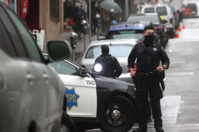 California Cop Suspended for Punching Handcuffed Latina