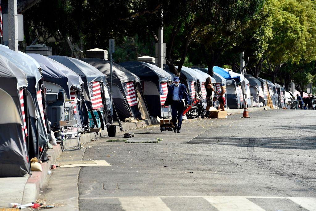 California Mayors Seek $20 Billion for 5 Years to Address Homeless Crisis