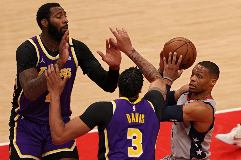 Lakers Stay Optimistic on Davis-Drummond Tandem, Frank Vogel Says