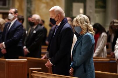 Pro-Abortion Joe Biden Does Not See His Catholic Faith Through 'Political Prism,' Jen Psaki Says