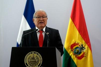 El Salvador to Seek International Help to Locate Ex-President Salvador Sanchez Ceren Wanted on Corruption, Money Laundering Charges