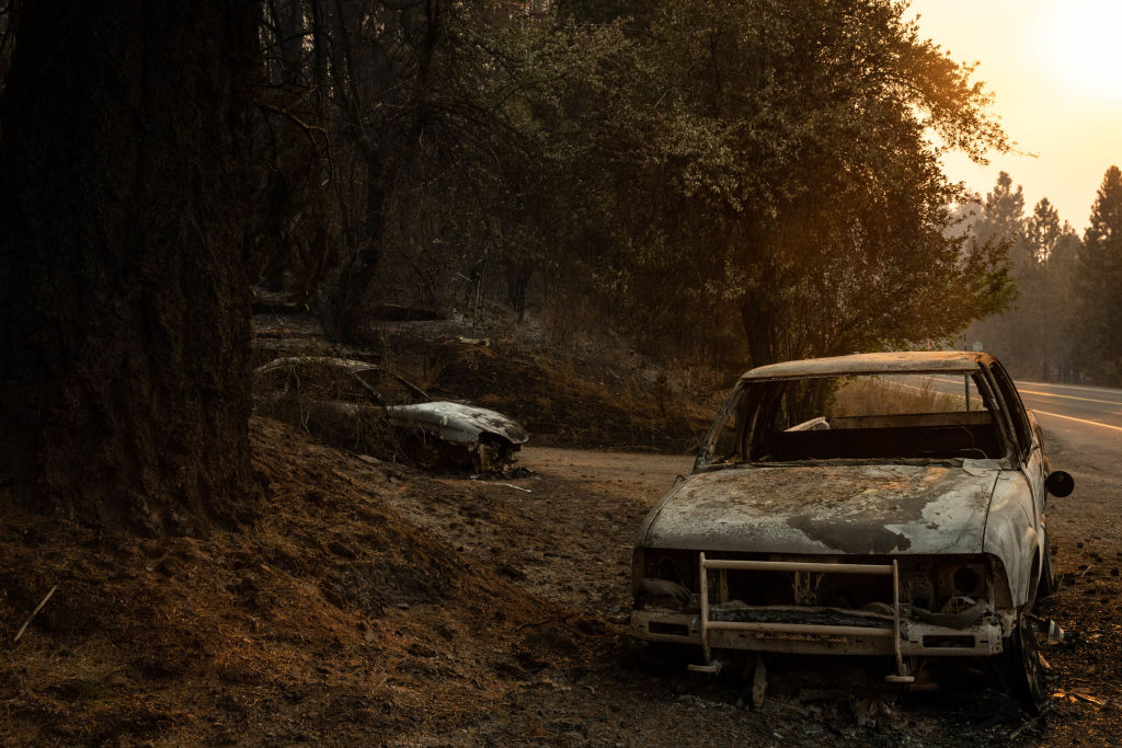 California Dixie Fire Is Now the State's Largest Single Wildfire in History