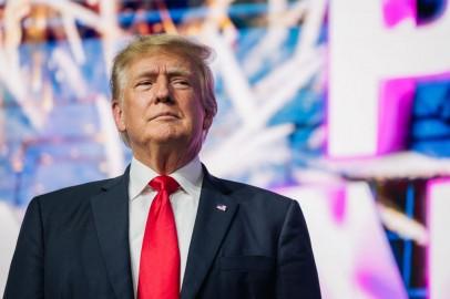 Donald Trump Slams Pres. Joe Biden Over Border Crisis, Afghanistan 'Mess,' Soaring Inflation and Crime Rates