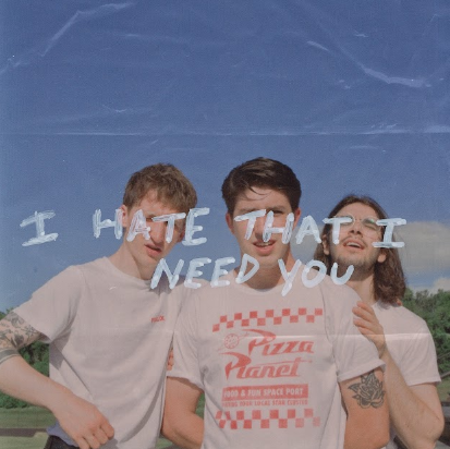 Rising Indie-Rock Band WILD LOVE To Debut New Single 'I Hate That I Need You'—Bringing Back Attitude To Pop Music!