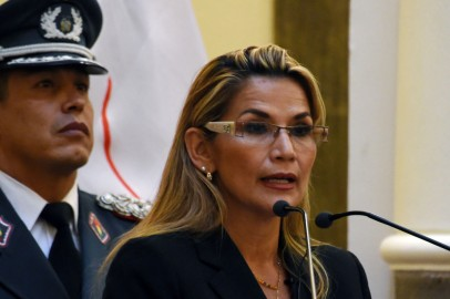 Bolivia's Former President Jeanine Anez 'Stable' and Back in Prison After Suicide Attempt