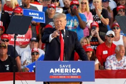 Donald Trump Says He's 'Going to Run' in 2024 Presidential Elections Following Afghanistan Mess: GOP Rep. Jim Jordan
