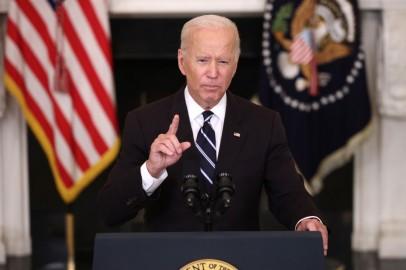 President Joe Biden Slams Florida and Texas Governors Ron DeSantis and Gregg Abbott Over Pandemic Response