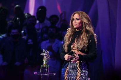 Jennifer Lopez on 2021 MTV VMAs