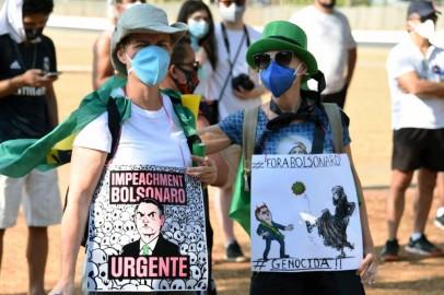 BRAZIL-POLITICS-BOLSONARO-DEMONSTRATION