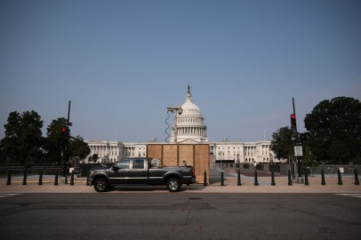 Washington, DC Security Heightened Ahead Of September 18 Rally