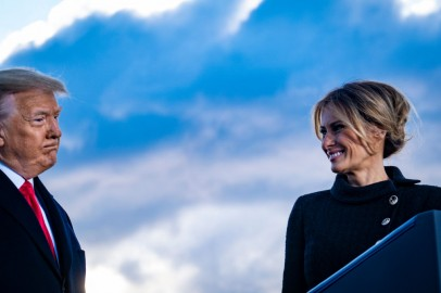 """""""Dismissive. Defeated. Detached."""": Former Aide Stephanie Grisham Described Former First Lady Melania Trump in Her Book"""