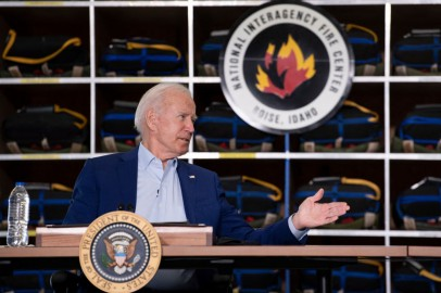 There's No Record to Back up Pres. Joe Biden's Claim That Idaho Lumber Company Gave Him His 'First Job Offer'