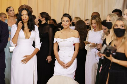 Conservative Group Files Ethics Complaint Against Rep. Alexandria Ocasio-Cortez for Attending Met Gala