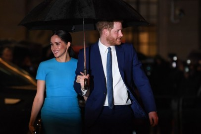 Social Media Users Mock Prince Harry, Meghan Markle's Time Magazine Cover for 100 Most Influential People of 2021