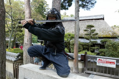 2 Hurt After 'Ninja' With a Sword Attacks U.S. Army Special Operations Unit in California