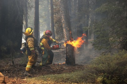 Dixie Fire Continues To Burn Through Northern California, Forcing Evacuations