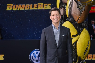 Brian Goldner in Bumblebee Showing