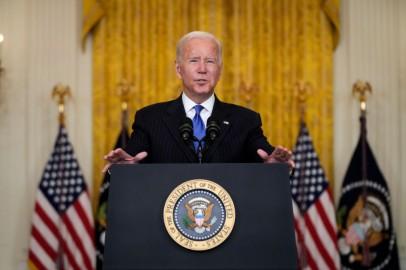Joe Biden Speaks About Supply Chain Bottlenecks